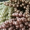 Our Latest Jewellery: Materials: Faux Pearls